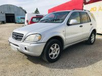 Mercedes-Benz ML (W163) 2002 - Car for spare parts