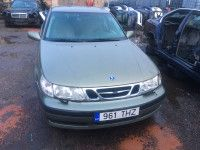 Saab 9-5 1999 - Car for spare parts