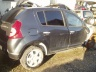 Dacia Sandero 2008 - Car for spare parts